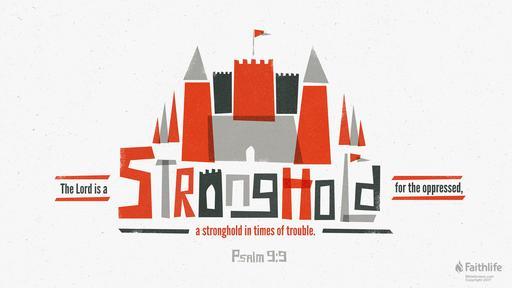 Psalm 9:9-20